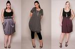 Просмотреть все записи в рубрике Мода.  Одежда для полных женщин.