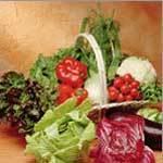 Очищающий салат `Метёлка для кишечника`.